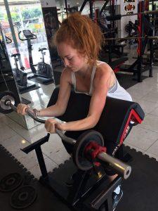 Mein Körper mein Kapital Fitness Erfolg Business